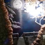 Художественное оформление интерьера,лепка 3д,барельеф., Омск