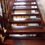Деревянные лестницы, Омск