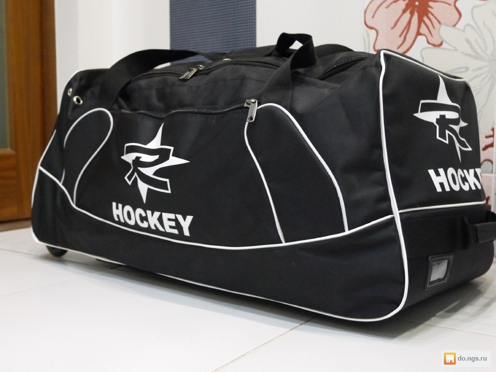 587cfbb5cd92 Баул хоккейный на колёсах спортивная сумка. Каскад 239, Омск 4