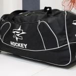 Баул хоккейный на колёсах спортивная сумка. Каскад 239, Омск