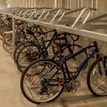 Сезонное хранение велосипедов, Омск