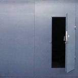 Ворота гаражные, Омск