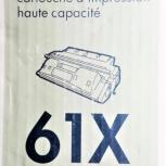 Картридж hp LaserJet CB061X, Омск