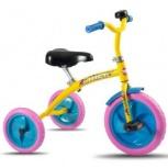 детский трехколесный велосипед Аист Mikki (Минский велозавод), Омск