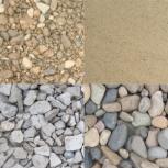 Доставка песка щебня угля в Омске, Омск