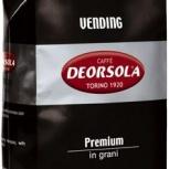 Кофе в зернах Deorsola Premium, Омск