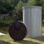 Резервуар разборный, вертикальный в защитном пенале (РРВ-2,15), Омск