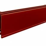 Конвектор Комфорт М2 0,37кВт КН-20 стальной настенный (оптовые цены), Омск