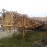Продам башенный кран КБ-408.21, Омск