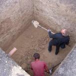 Земельные работы, уборку территорий, Омск