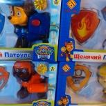 Игрушки Щенячий патруль купить  в Омске в наличии. Робокар Поли, Омск
