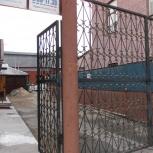Ворота металлические, Омск