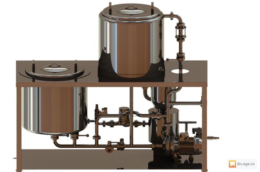 Мини пивоварня на 200 домашняя пивоварня таганрог