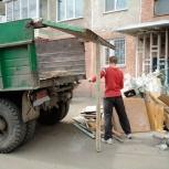 Вывезем строительный мусор в Омске, Омск