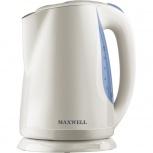 Чайник электрический Maxwell MW-1004, Омск