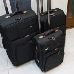 Новые чемоданы Carriboss коллекция. Доставка, Омск