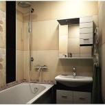 Капитальный ремонт ванной, туалета под ключ, Омск