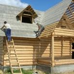 Строительство домов, Омск