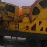 Лебедка тяговая ЛП-152, Омск