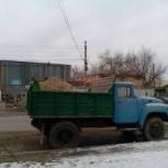 самосвал зил 6тонн(песок щебень вывоз мусора), Омск