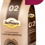 "Горячий шоколад ""02"" DeMarco, Омск"