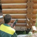 Акриловый герметик Ramsauer 160 ACRYL  для деревянных домов, Омск