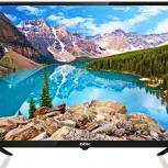 "LED-телевизор, 40"" (1 метр), Full HD, полный комплект, Омск"