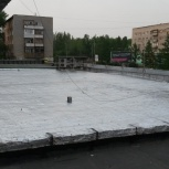 Ремонт кровли, Омск