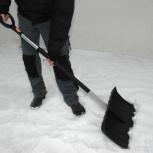 Чистка снега услуги разнорабочих, Омск