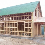 Комплектующие для строительства деревянных домов, Омск