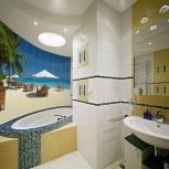 Ремонт ванных комнат, Омск