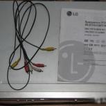 LG DC592W видеомагнитофон  - в Отличном состоянии, Омск
