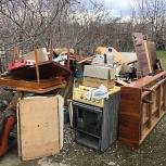 Вывоз старой мебели утилизируем на свалку, Омск