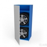 Шкаф для хранения шин шм-5, Омск