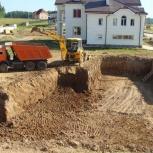 Земляные работы, Омск