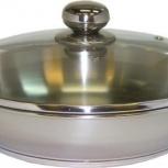 Продам сковороду Амет 2 литра, Омск