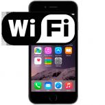 Ремонт wi-fi на iPhone 6, Омск