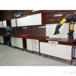 Комплект металлической мебели в гараж/мастерскую, Омск