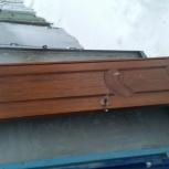 Дверь из массива сосны, Омск