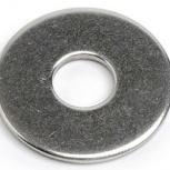 Шайба Ф11(М10) круглая плоская DIN 440R, Омск