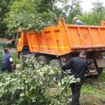 Вывоз мусора с дачи вывоз строительного мусора, Омск