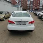 Nissan almera в аренду c выкупом, Омск