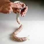 Натуральная оболочка для колбасы(свинная.говяжья), Омск