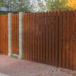 Забор любой сложности, Омск