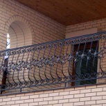 Балконы, Омск