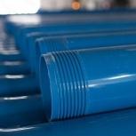 Обсадная пластиковая труба для скважин нПВХ 165 х7,5х3070, Омск