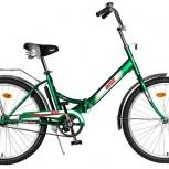 Велосипед АИСТ складной 24-201, Омск