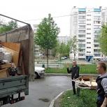 Утилизация хлама очистка квартир, Омск