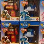 Купить игрушки робокар поли, Омск