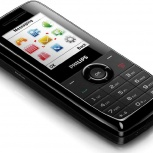 Сотовый телефон Philips Xenium X100 (2 SIM-карты), Омск